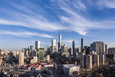 北京城市眺望图片
