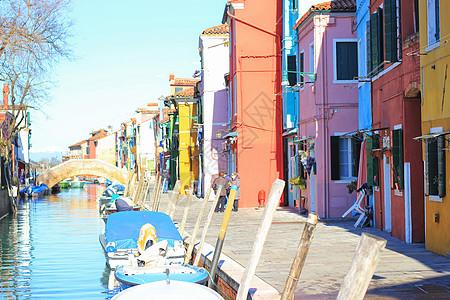 威尼斯彩色岛-布拉诺岛图片