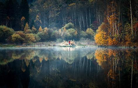 秋天的风景图片