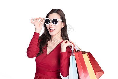 时尚女性618购物图片