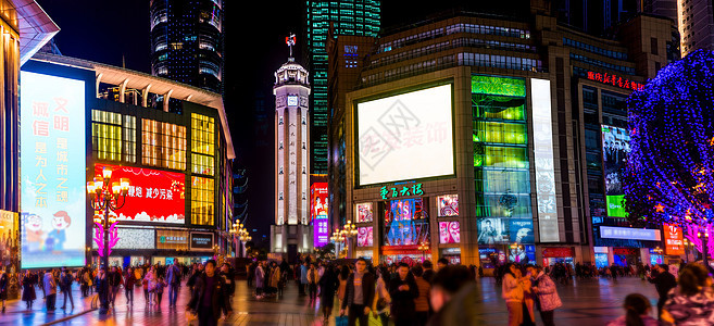 重庆解放碑图片