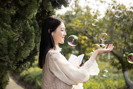 日系小清新美女图片
