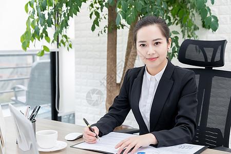 女性职场商务形象图片