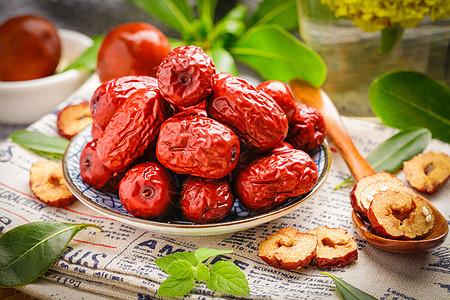 养生红枣图片