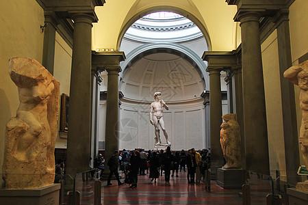 佛罗伦萨学院美术馆大卫像图片