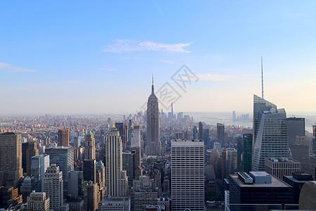 美国帝国大厦图片