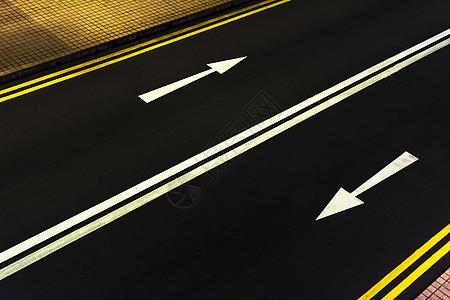 道路指示箭头背景图片