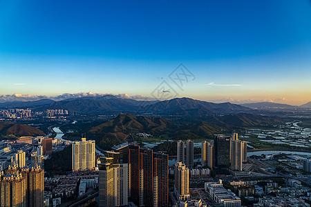 深圳罗湖区城市建筑图片