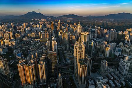 深圳罗湖区现代城市建筑图片