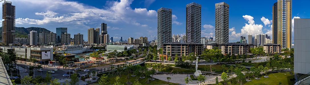 深圳南山区蛇口城市建筑图片