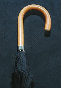 木质雨伞伞柄图片