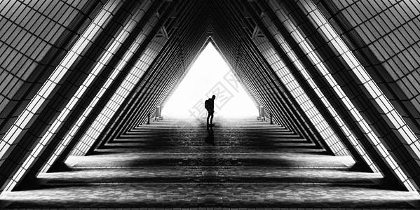 建筑艺术空间图片