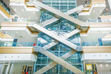 重庆江北机场结构层次图片