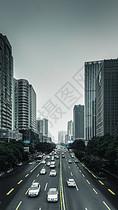 长沙城市道路图片