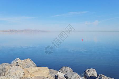 美国西部盐湖城风光图片