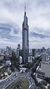紫峰大厦图片