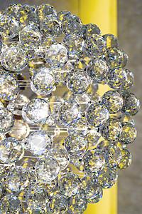 水晶顶灯图片