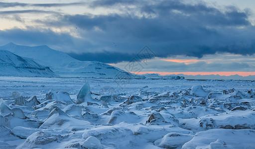 北极北冰洋图片