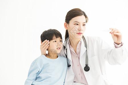 儿童体检图片