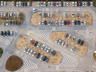停车场图片