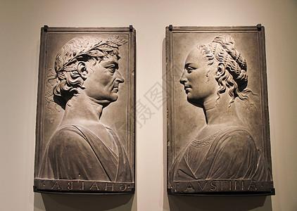 巴黎卢浮宫艺术品图片