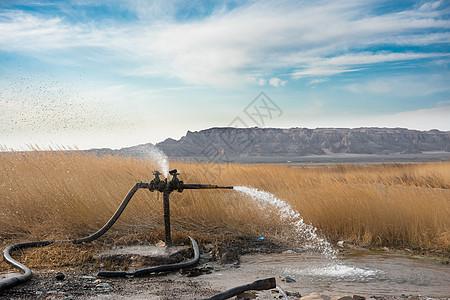 水井水资源 图片