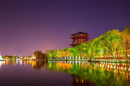 西安大唐芙蓉园图片