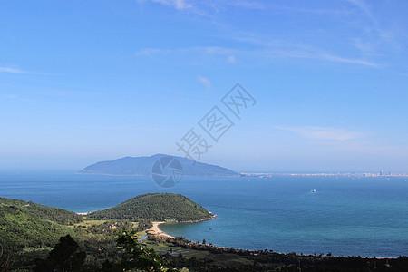 越南岘港海景图片