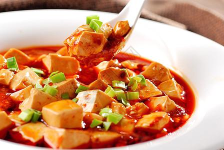 麻婆豆腐 图片