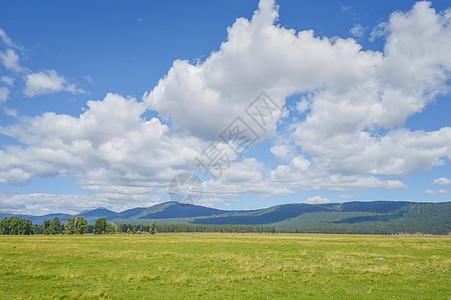 美国西部草原图片