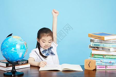 儿童节小学生学习教育图片
