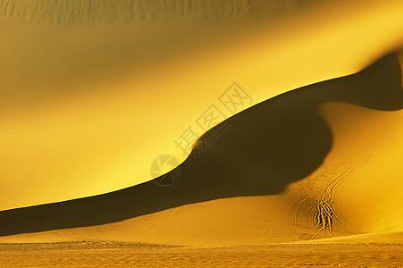 沙漠线条素材背景图片