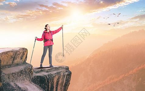 户外登山高清图_远行登山高清图片下载-正版图片500523082-摄图网