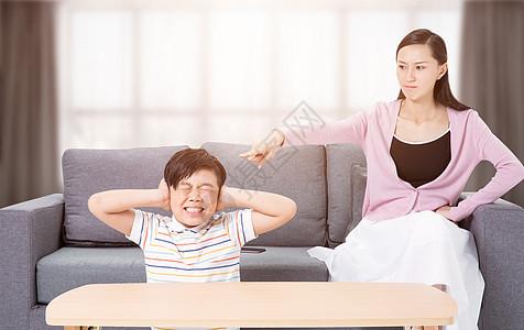 叛逆的小孩图片