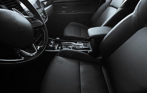 汽车车内座椅图片