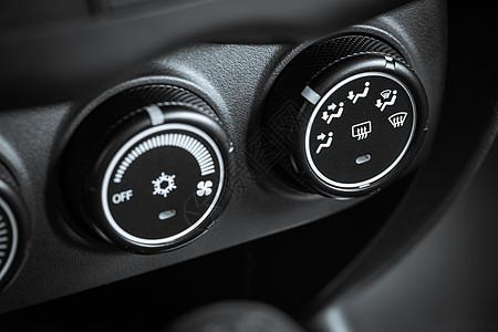 汽车空调调节图片