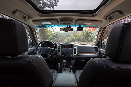 汽车车内图片