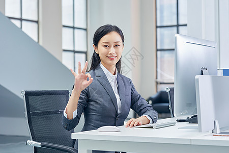 商务女士图片