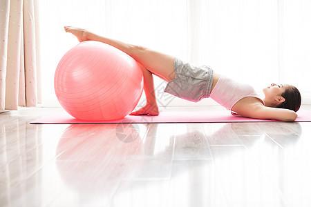 女性瘦身运动图片
