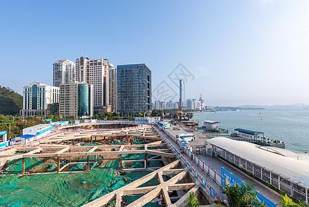 厦门城市建设设施图片
