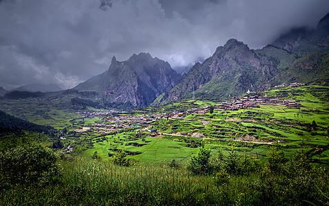 迭山风景图片