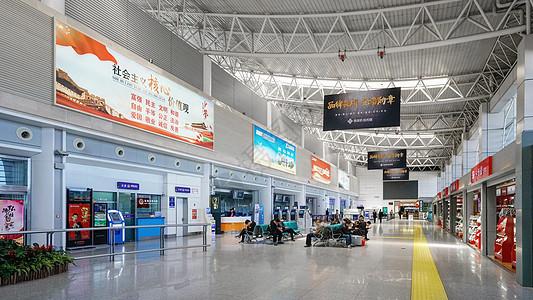 榆林榆阳机场图片