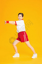 老太太运动健身图片