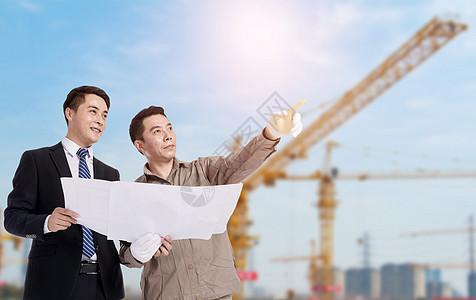 工程建造师图片