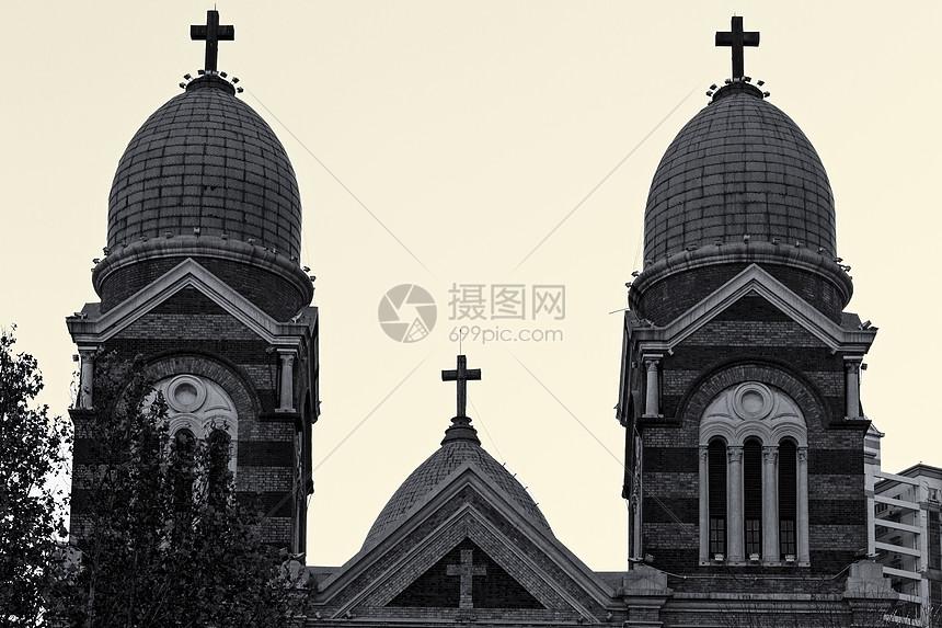 天津城市风光图片