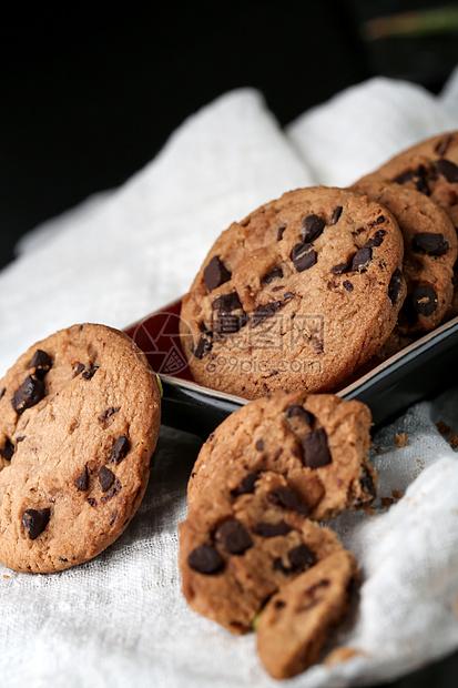 饼干曲奇图片