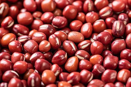 红豆静物棚拍图片