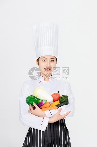 美女厨师图片素材_免费下载_jpg图片格式_VR解扣美女图片