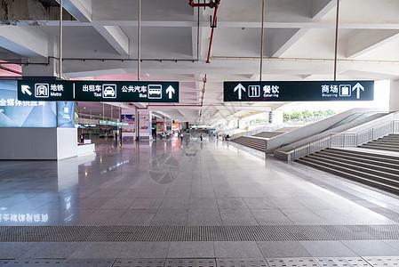 厦门北站外围环境图片