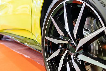 汽车车轮图片